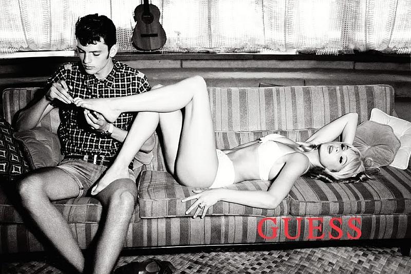 Fashionisto Interview: GUESS Model Silviu Tolu